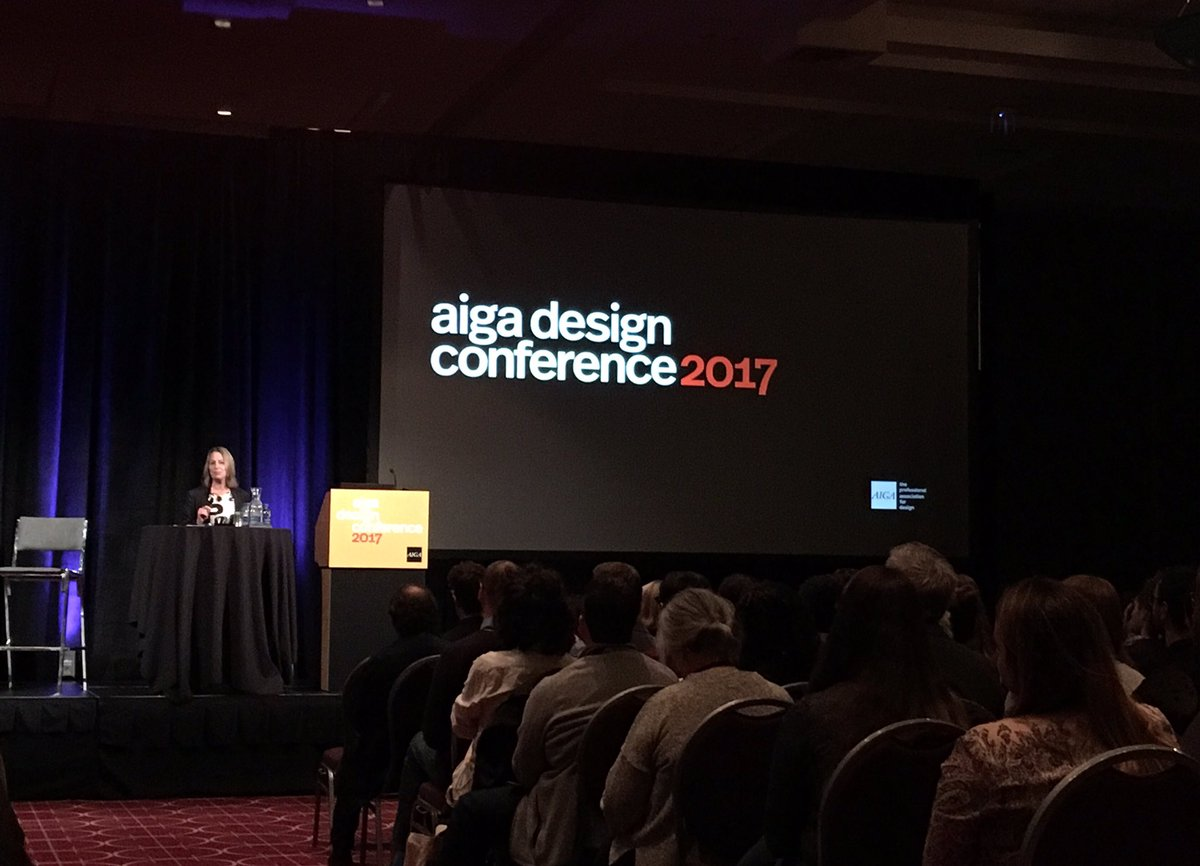 .@paula_scher kicks off Type in the City symposium with @michaelbierut, Henrik Kubel, Rene Knip, @2x4 &amp; @LanceWymanNews #AIGADesign... <br>http://pic.twitter.com/jjHxQ9dGwX