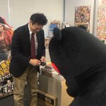 中野編集長や編集部のみなさんにお礼ばしたモン☆みなさん、ほんとうにありがとうございますだモン!そして…