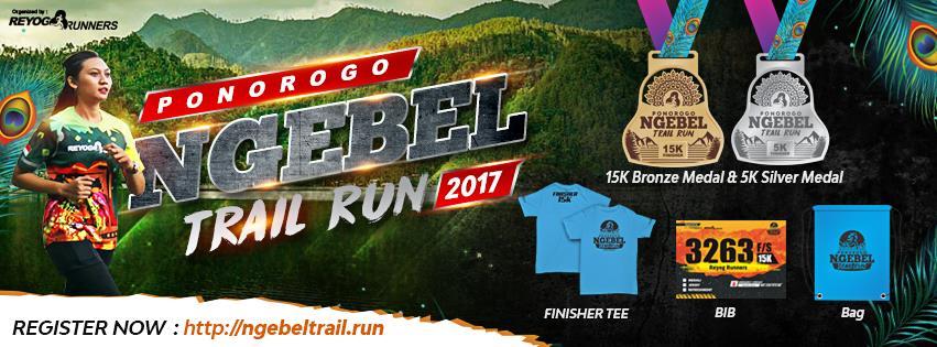 Ngebel Trail Run • 2017