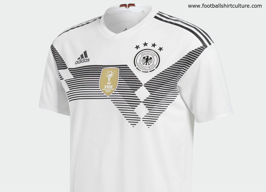 cup adidas home kit http www footballshirtculture com 17 18 kits germany 2018 world cup adidas home kit html utm source dlvr it utm medium twitter