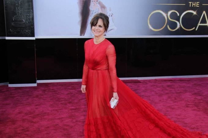 Happy birthday Sally Field: Fulfilled by Work and Family