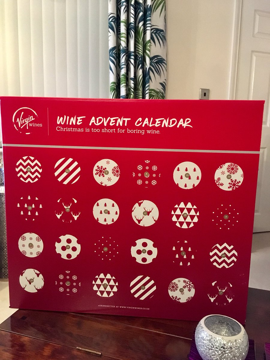 Virgin Wines Advent Calendar.Virginwines Hashtag On Twitter