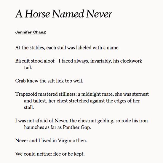the lark poem