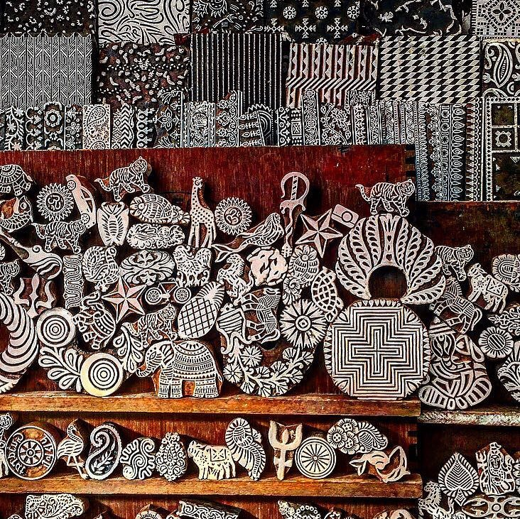 Shopping for wood blocks for textile printing with @miss_ttravels ** #woodblock #woodblockprint #textile #textiles…  http:// ift.tt/2yBiNMk  &nbsp;  <br>http://pic.twitter.com/mKQ7FetBfP