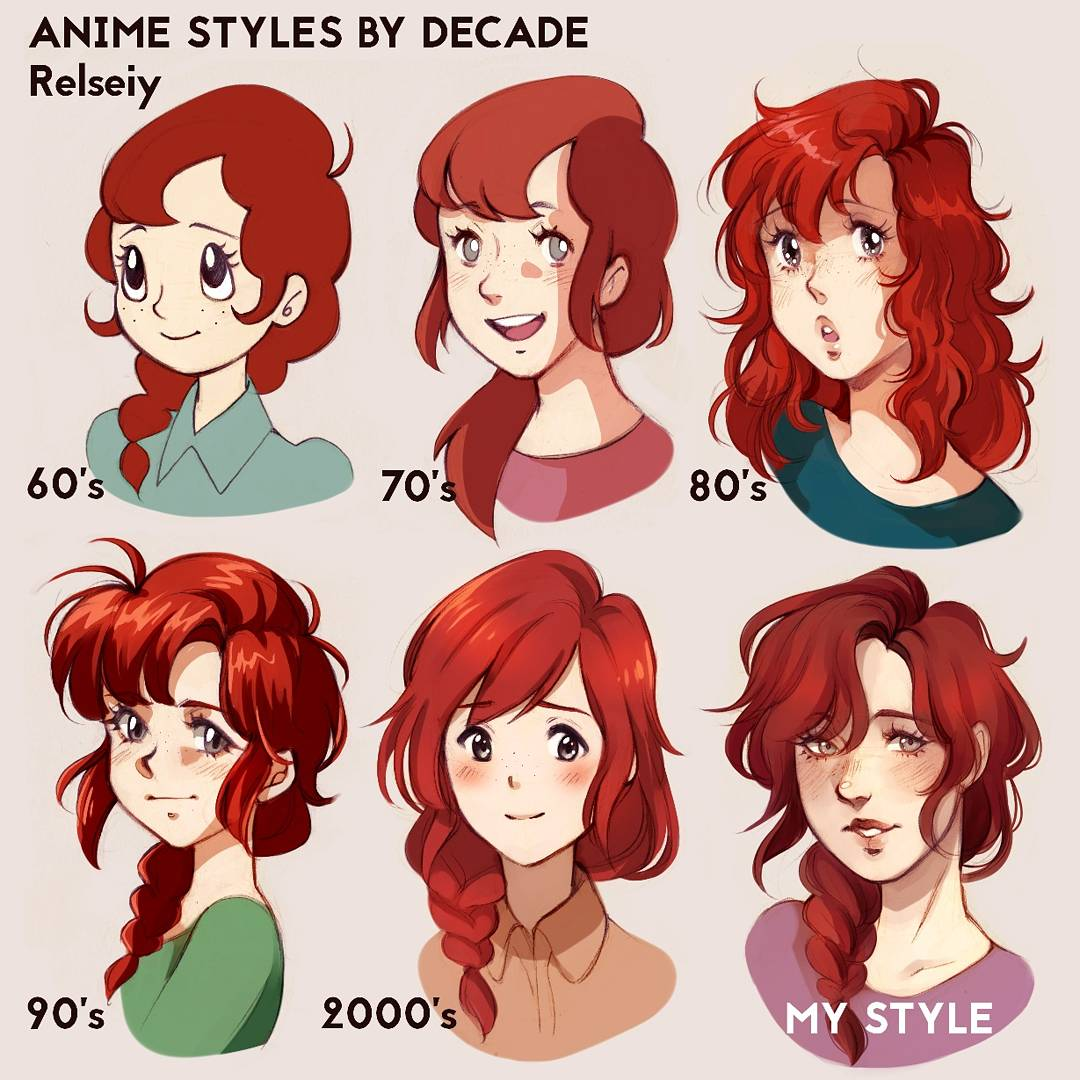 Reem☘ On Twitter Quot Did Another Style Challenge With Anime