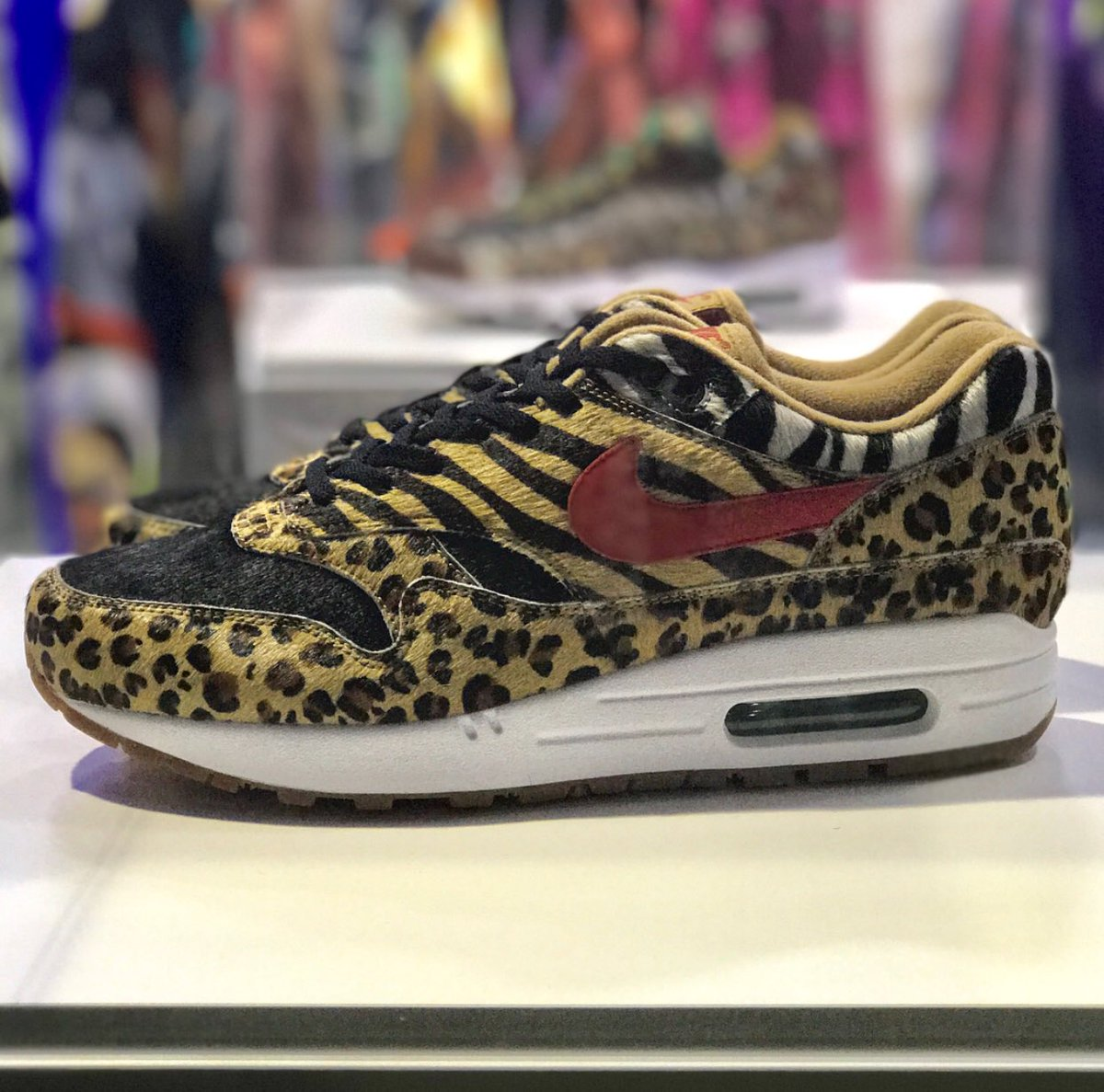 """best service c20a6 d04f7 Atmos x nike """"animal pack 2.0"""" drops on air max day 2018 ..."""