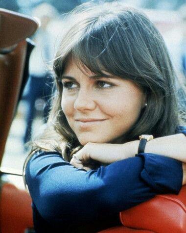 Happy Birthday, Sally Field, born November 6th, 1946, in Pasadena, California.