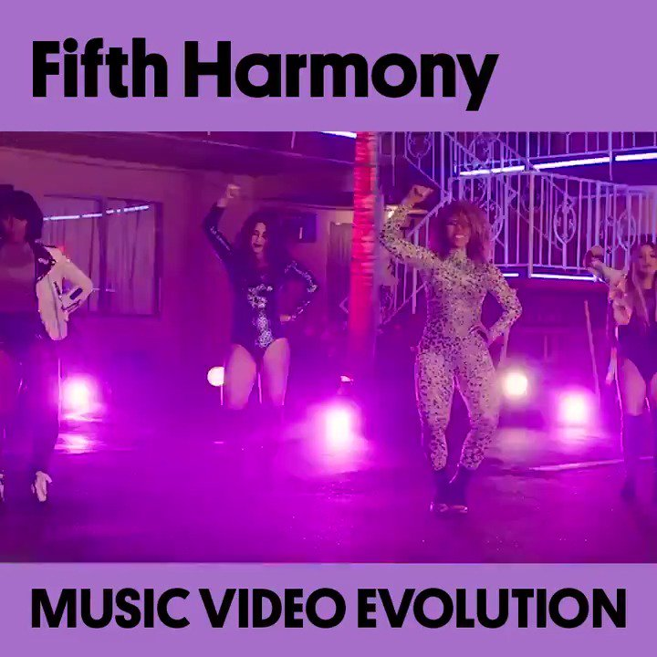 Ooo baby, these are worth it! What's your favorite Fifth Harmony music video? #MVE https://t.co/7o9ww2rcM2