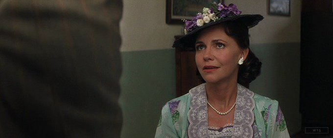 New happy birthday shot What movie is it? 5 min to answer! (5 points) [Sally Field, 71]