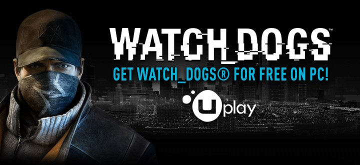 Watch Dogs will be free for PC gamers for a limited time!