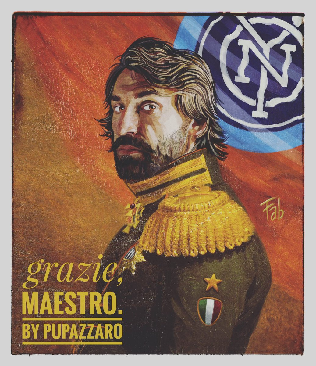 thanks Maestro. #pirlo #AndreaPirlo #professore https://t.co/d9N3jBgpU1