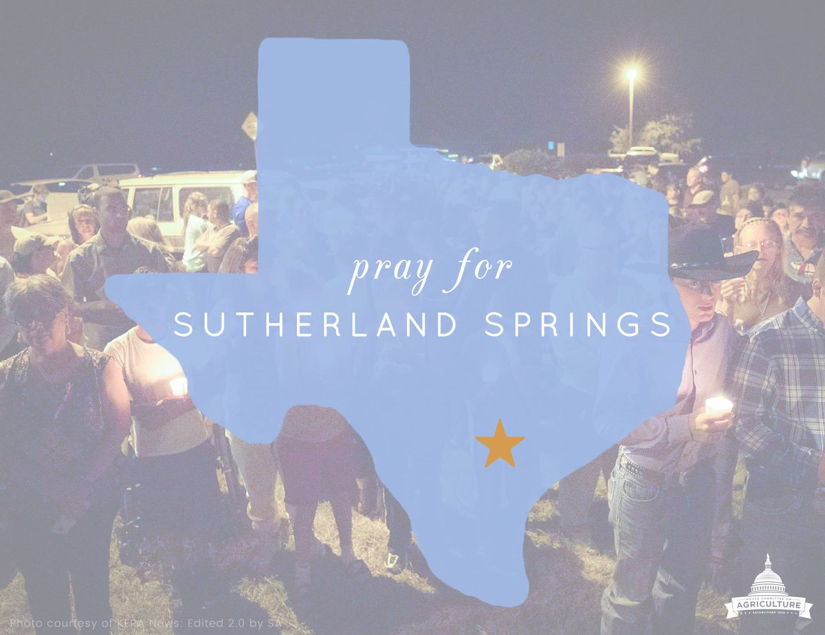 Continuing to pray for the community of...