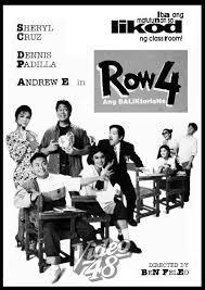 Row 4: Baliktorians