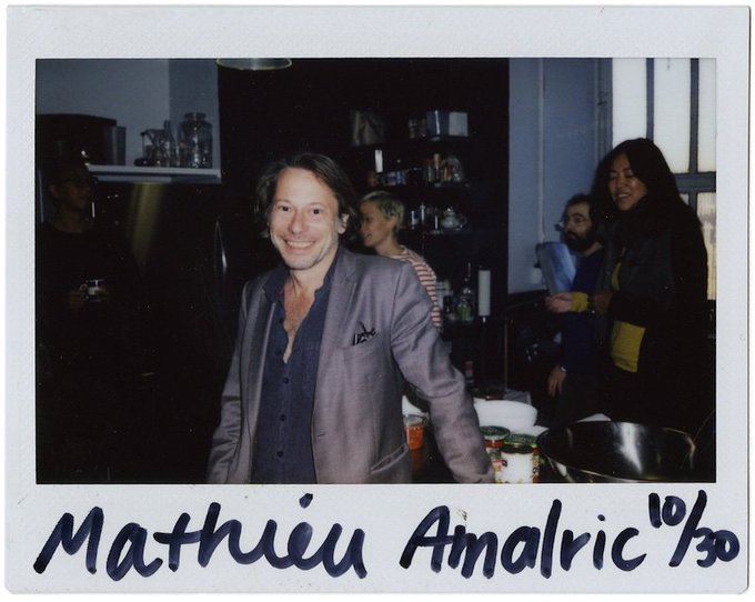 Happy birthday, Mathieu Amalric! Read our interview with the great French actor-director: