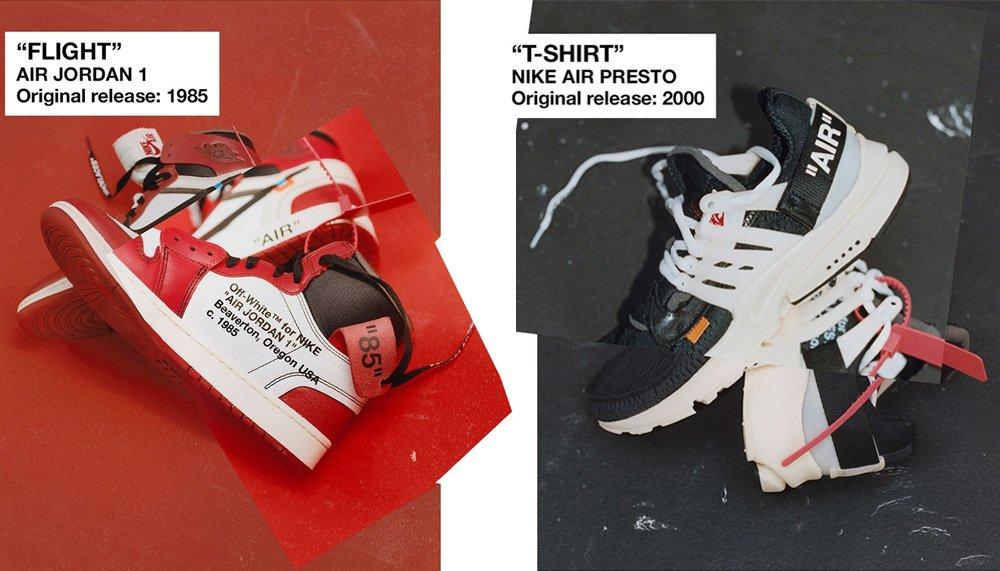 fc165f5d192 HAVEN Announces Off White x Nike