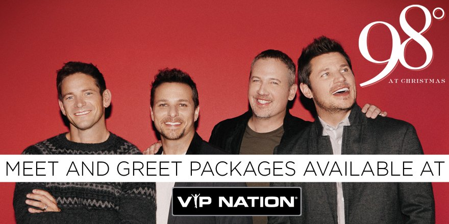 Vip nation on twitter what are you waiting for grab your meet vip nation on twitter what are you waiting for grab your meet greet pkgs for 98official 98christmas httpst1ftxc5n4ew m4hsunfo