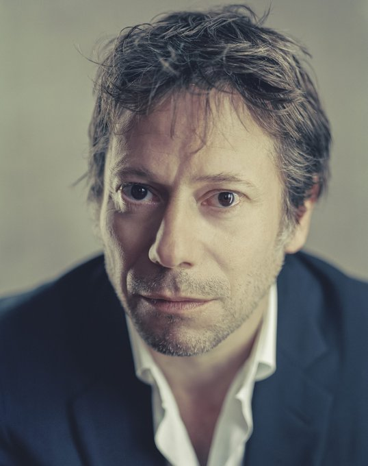 """Arnaud Desplechin invented me as an actor.\"" Happy birthday, Mathieu Amalric!"