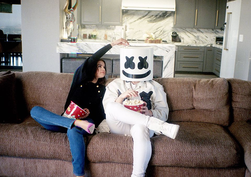 You can now hear @selenagomez and @marshmellomusic's new song #Wolves on Radio Disney!