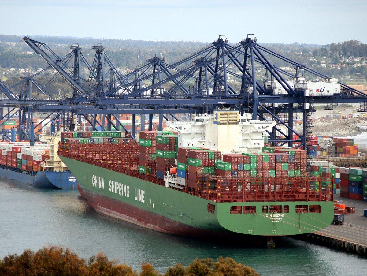 Una terminal de contenedores de Chile registró 40.000 movimientos bajo blockchain