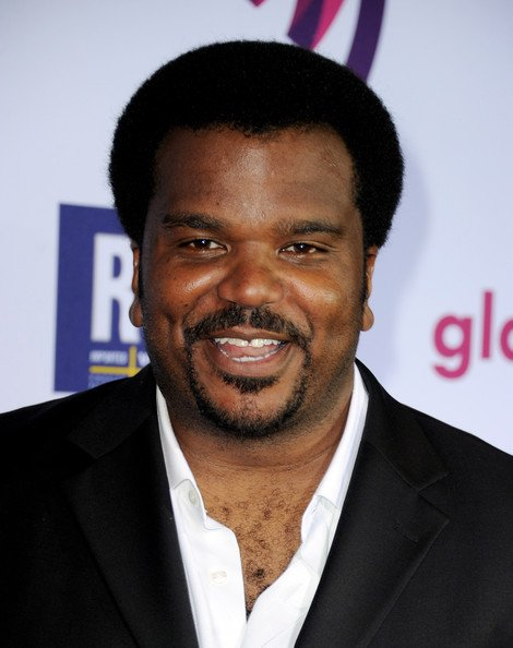 Happy Birthday Craig Robinson