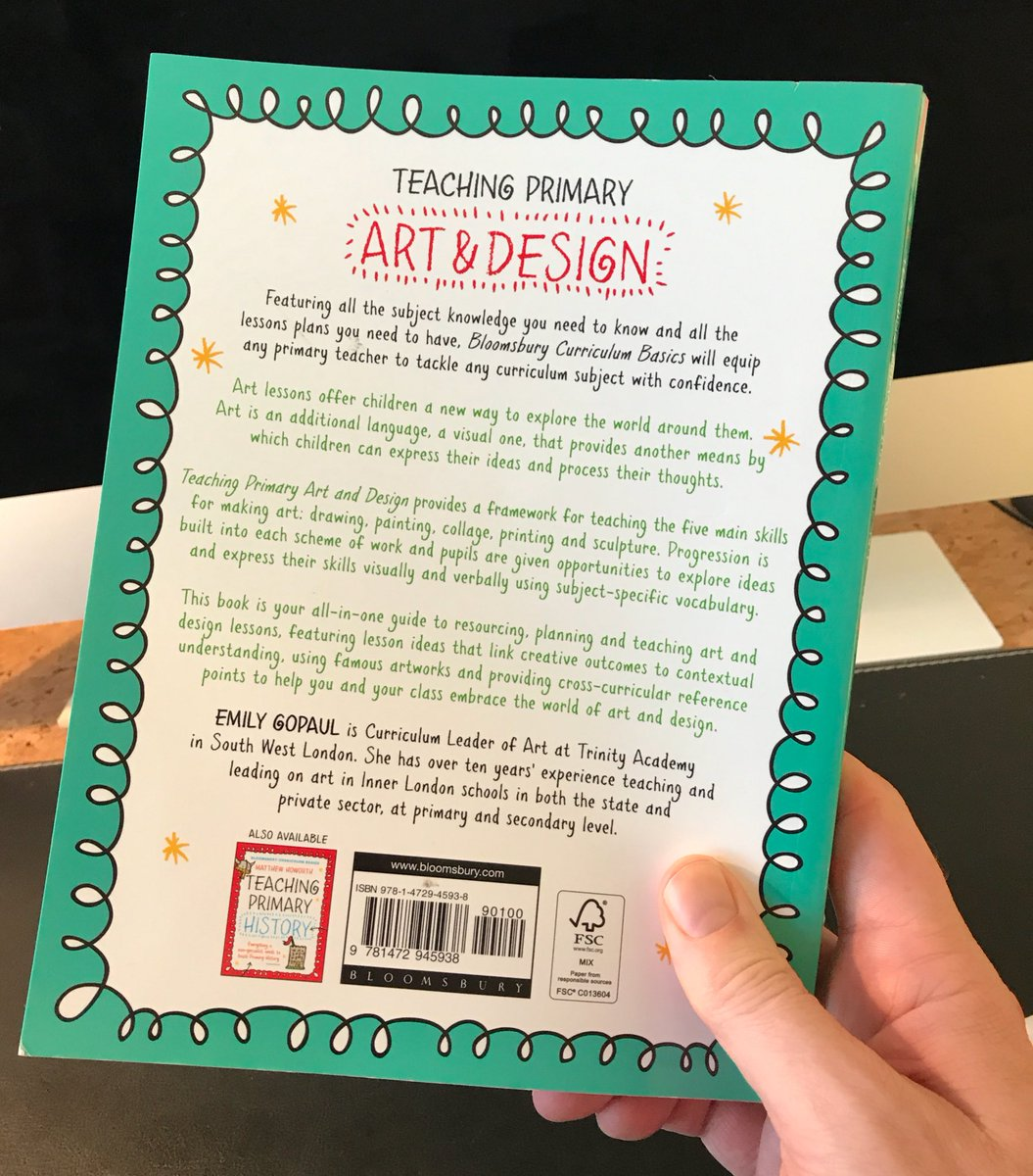 Primary Art And Design Curriculum
