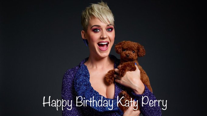 Happy Birthday Katy Perry! This will be always loving endlessly forever xoxo
