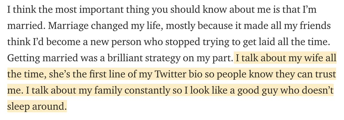 Melanie Ehrenkranz on Twitter scoble mentions his wife 10 times