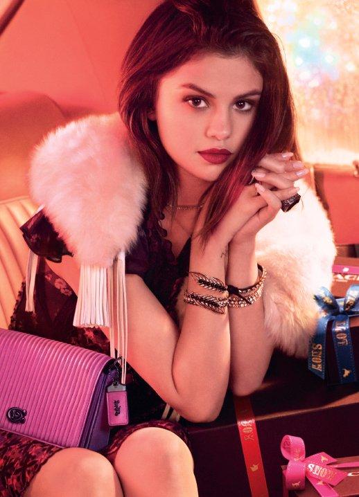 Anything for Selena. Shop the new #CoachxSelena launch: https://t.co/eVSEeQ2YOi #NeimanMarcus
