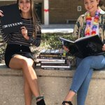Looking through the yearbooks on this beautiful day! Have you purchased one? If not, go to https://t.co/RzGY9hPQ8X #CelebrateYearbook