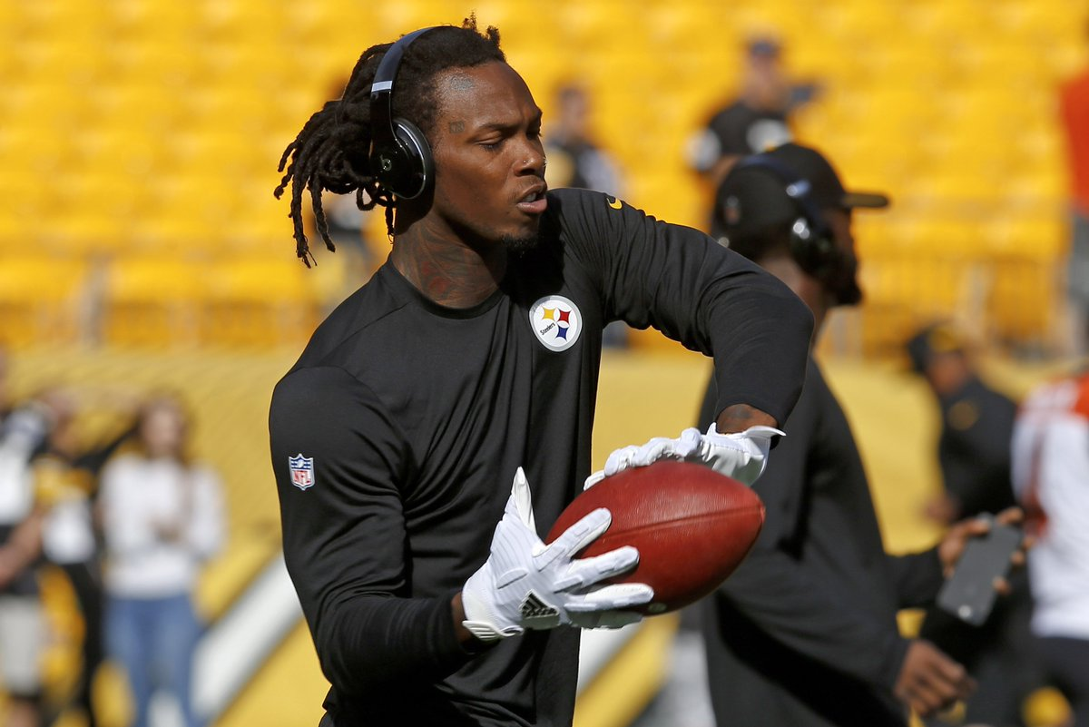 The Martavis Bryant drama in Pittsburgh is heating up again