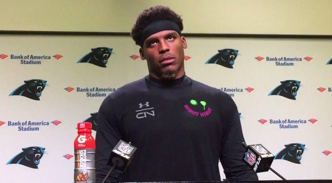 This Cam Newton eyeroll is going to be my default expression/tattoo/ethos for 2017 https://t.co/FHBaMpWq1C