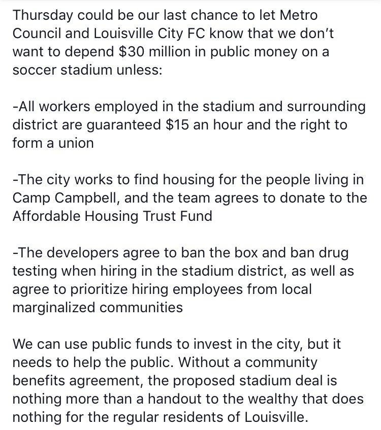 Louisville Dsa On Twitter Attn Louisvillemayor Demlmc
