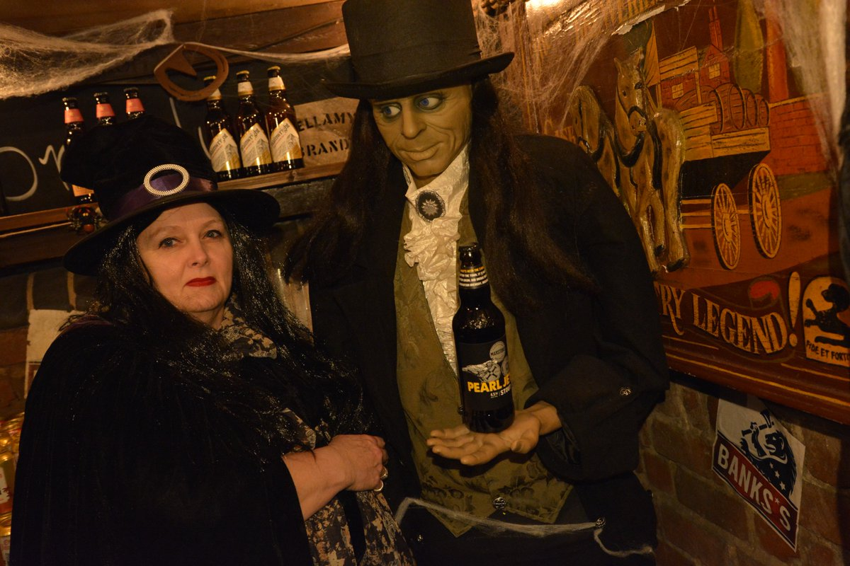 Black Country Museum on Twitter  Fangtastic First #Halloween Night. Great ghoulish costumes u0026 plenty of treats to go around. Cheers to our Official Beer ...  sc 1 st  Twitter & Black Country Museum on Twitter:
