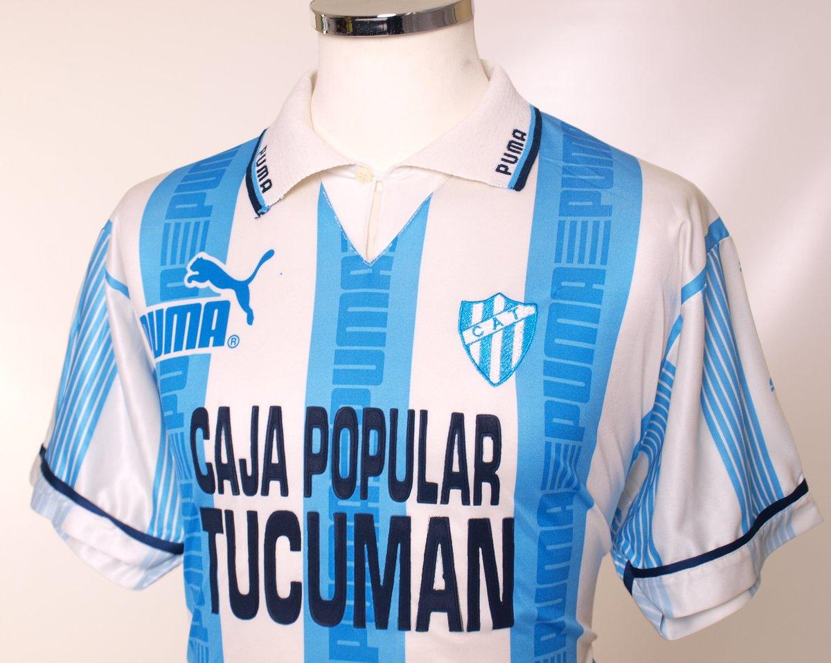 Punto Cuerda Decir a un lado  Vintage Football Shirts on Twitter: