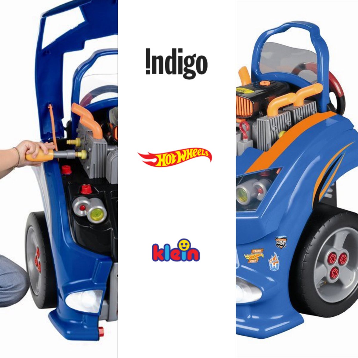 Hypoint3 On Twitter The Hot Wheels Car Engine Offers Many Sound And Light Functions And Numerous Play Options Available Now Https T Co Afsplhribq Hotwheels Klein Toys Toycars Engine Chapters Indigobestof2017 Https T Co Oljojsrluf