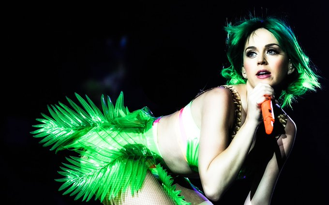 Katy Perry in the made for TV movie KATY PERRY: THE PRISMATIC WORLD TOUR    2015.  Happy birthday Miss Perry.