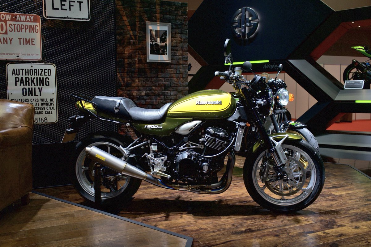 Matt Bubbers On Twitter Kawasaki Z900RS Yellow And Green Ones Are