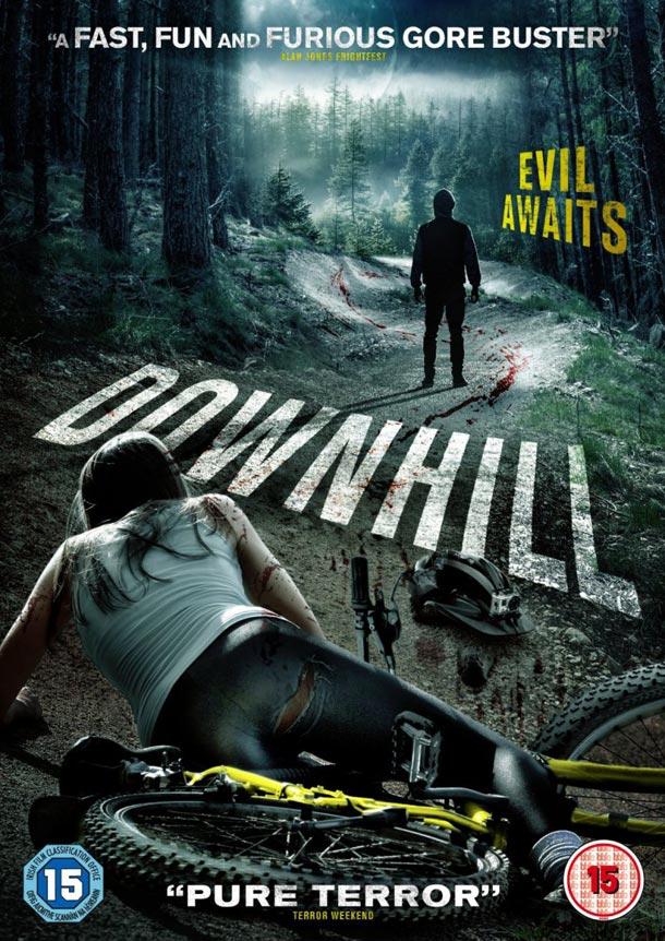 Resultado de imagem para downhill 2016 movie