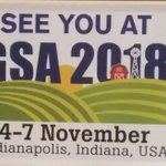 That's a wrap for #GSA2017!
