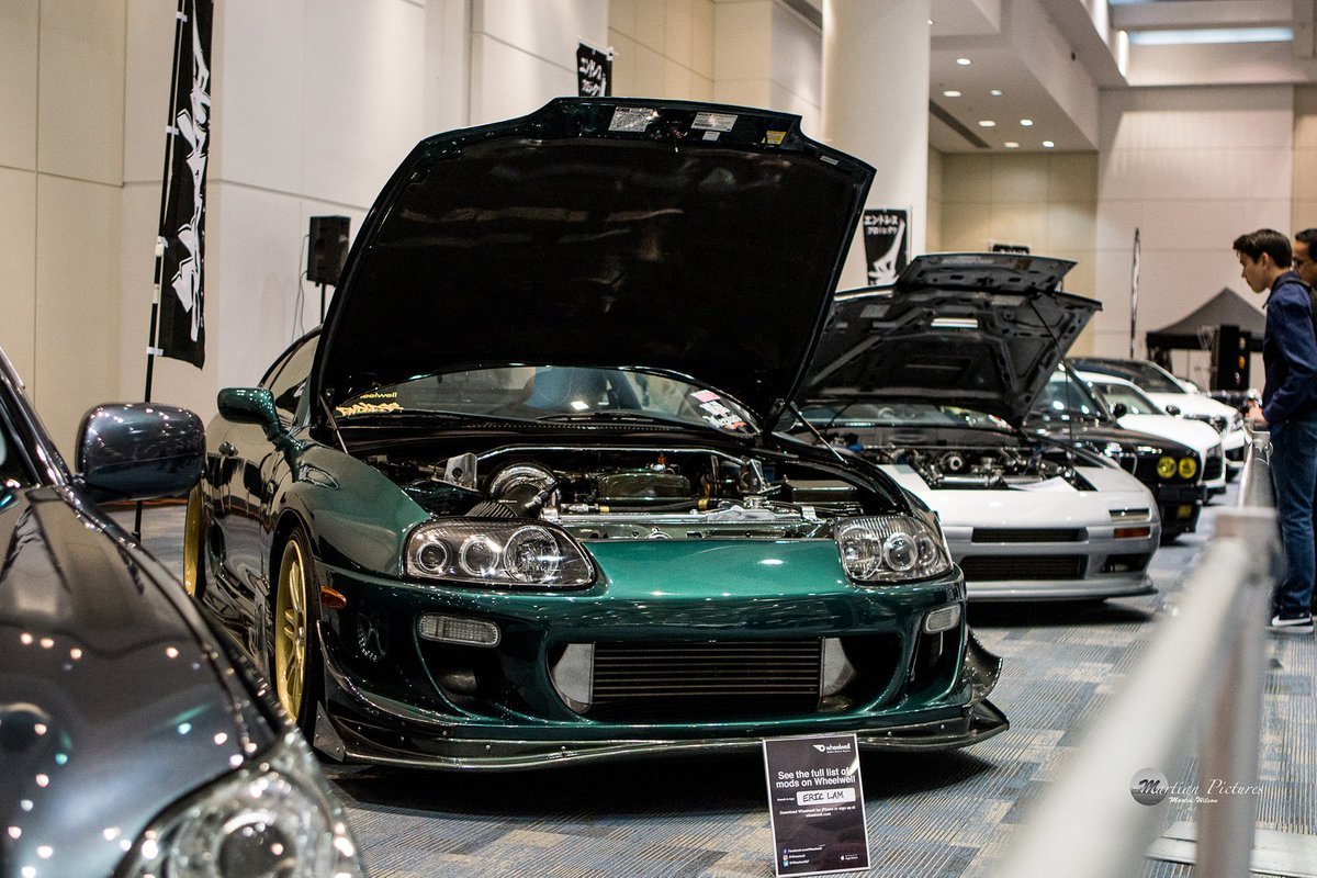 SF Auto Show On Twitter See Some Of Northern Californias - Car show sf bay area