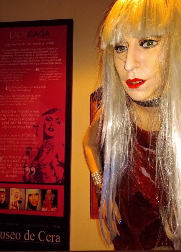 El Museo de Cera Capitalino... - Página 12 DNC08wWXkAACtdV
