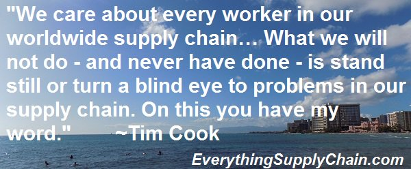 Digital Supply Chain On Twitter Apple Ceo Tim Cook Quotes Timcook