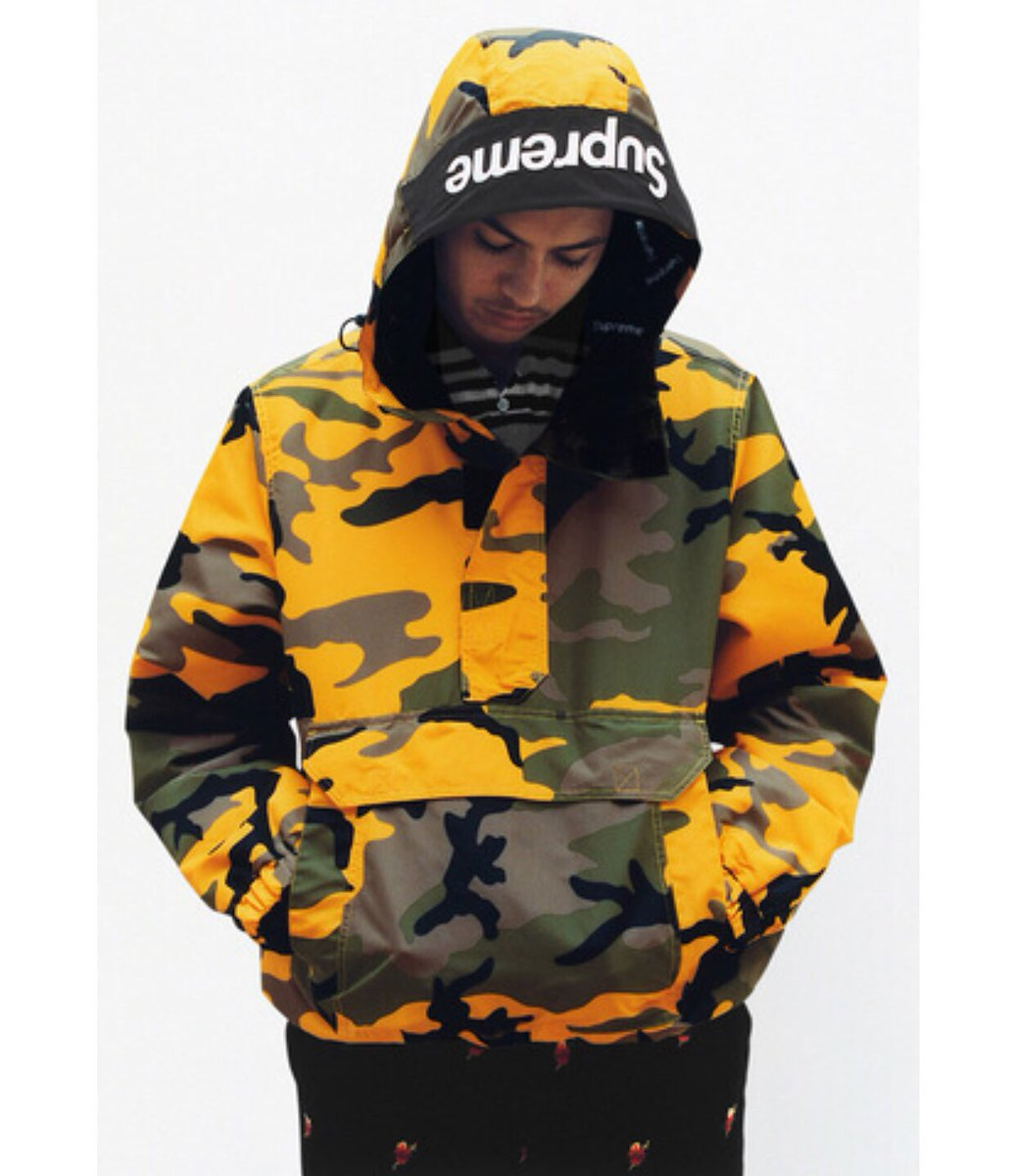 Supreme Hooded Logo Half Zip Pullover. Crazy Hyped Item. Dropping tomorrow  for FW17 Week 10. Secure with  DashBot  http   heatedsneaks.com supreme ... 07c6c5def