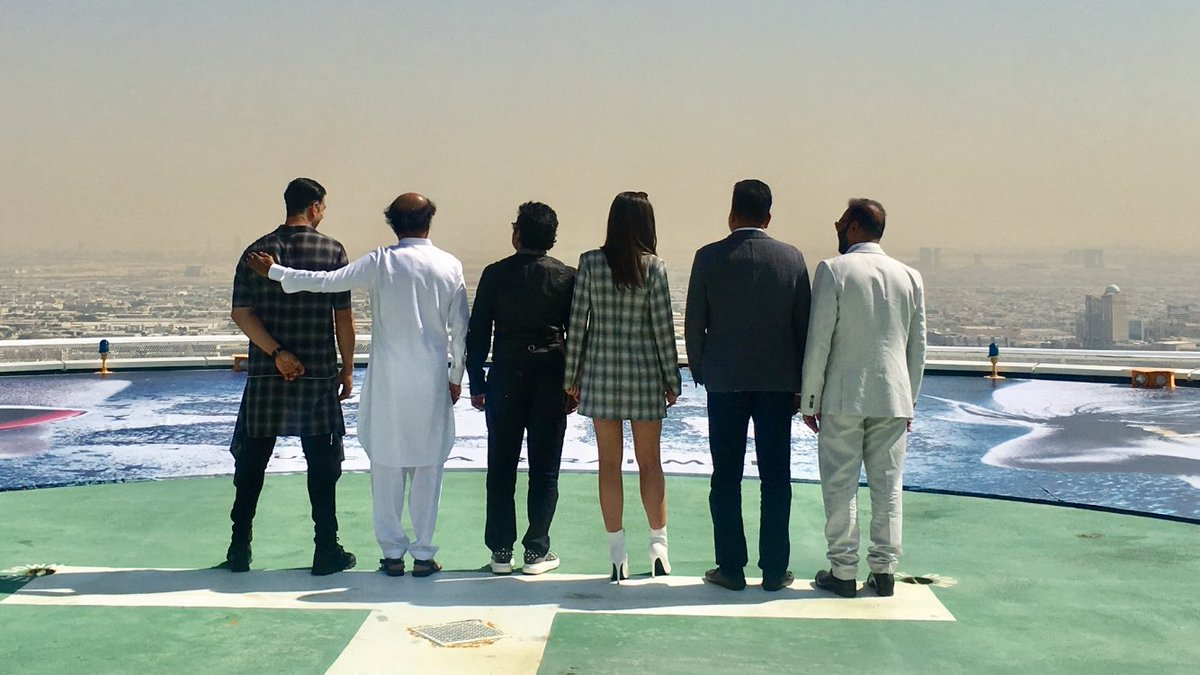 And with that we conclude the #2Point0PressMeet enough to get you excited for the most epic audio launch tomorrow! https://t.co/EwjyWWyhRR