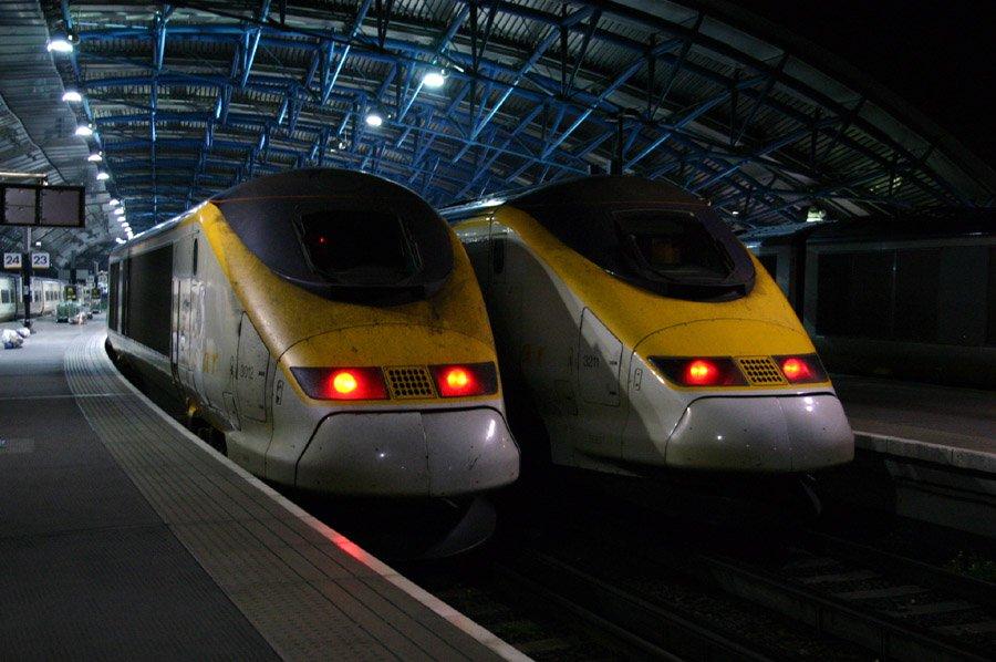 DND  7EWkAEsTFS - Eurostar at 25