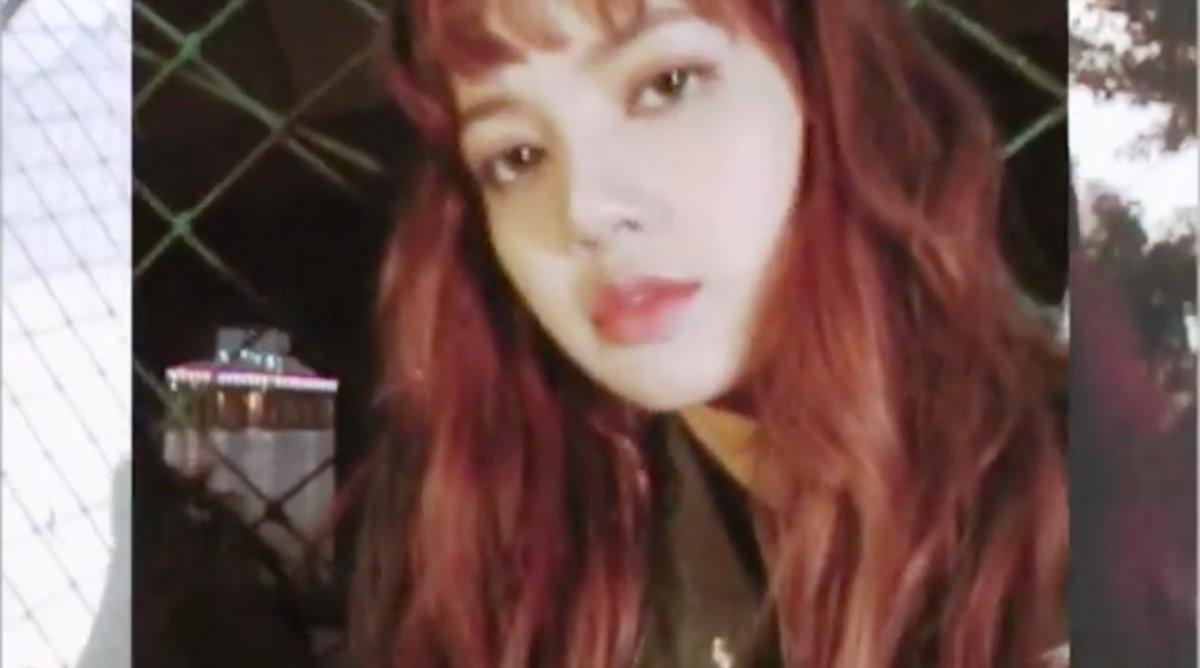Lisa Only On Twitter Gif Blackpink Lisa Vogue Korea Force Is