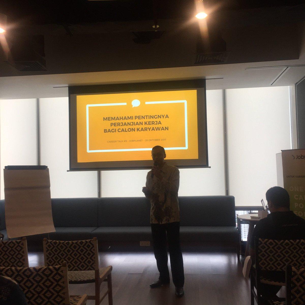 Jobplanet Career Talk #5: Memahami Pentingnya Perjanjian Kerja bagi Calon Karyawan