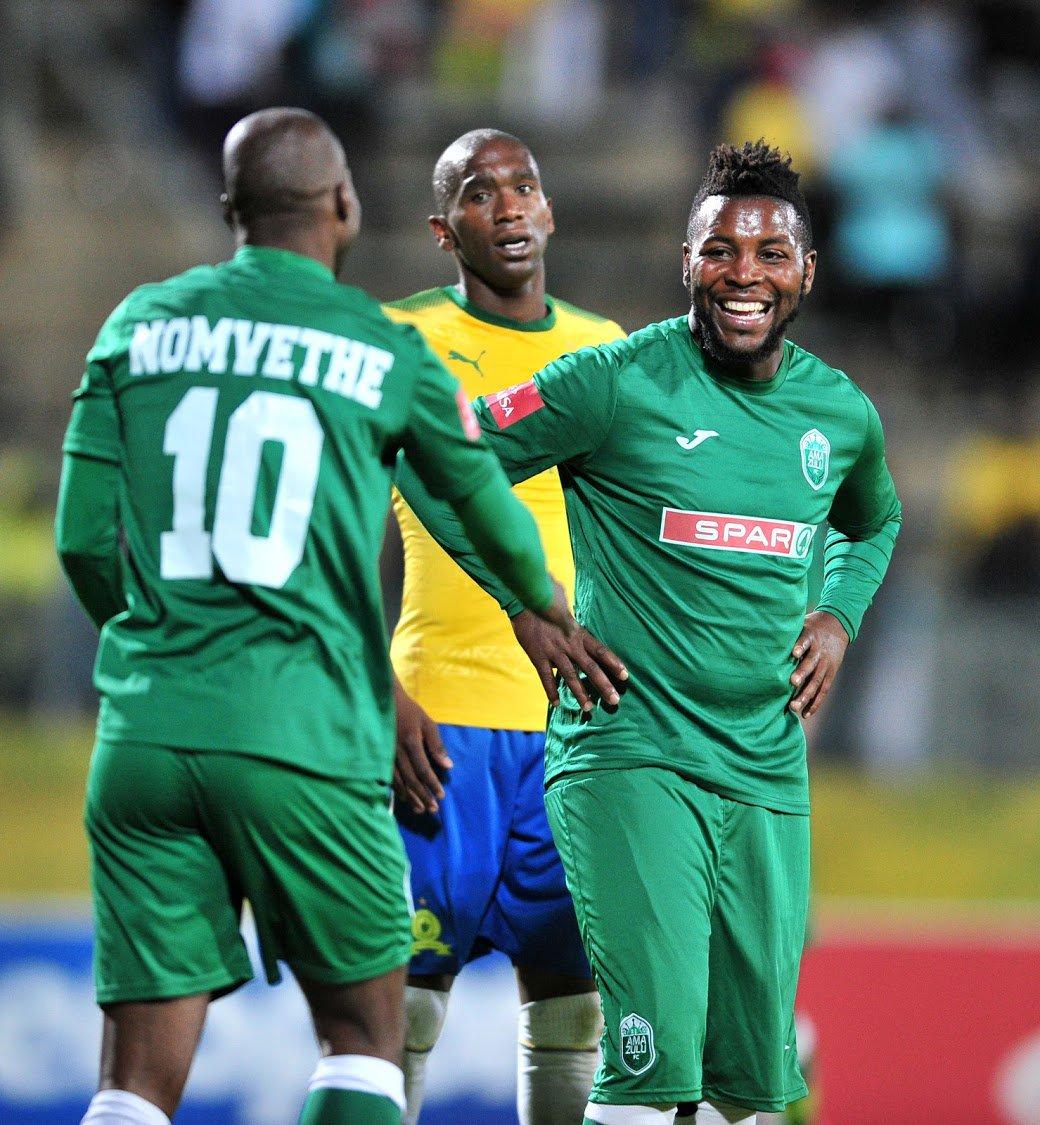 fe26f4909 nomvethe and khenyeza won t start against chiefs says amazulu johnson