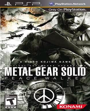 Gear solid ep