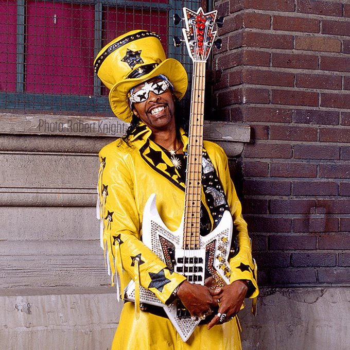 "Stone         Happy Birthday William ""Bootsy\"" Collins 1951 10 26                66"